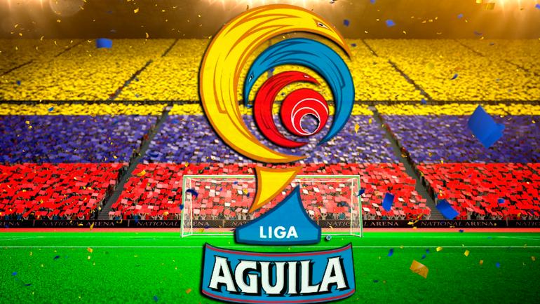 Лига Орел (Лига Агила, Колумбия). Фото Kienyke