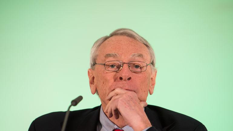 Ричард ПАУНД. Фото AFP