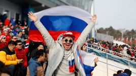Пока под российскими флагами в Пхенчхане только болельщики. Но весь мир убежден, что в ближайшие дни флаг вернется и к официальной делегации.
