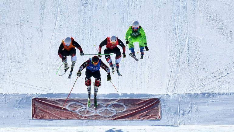 Фристайл. Женщины посоревнуются в ски-кроссе после мужчин. Фото REUTERS