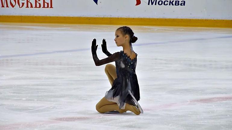Анна ЩЕРБАКОВА. Фото YouTube