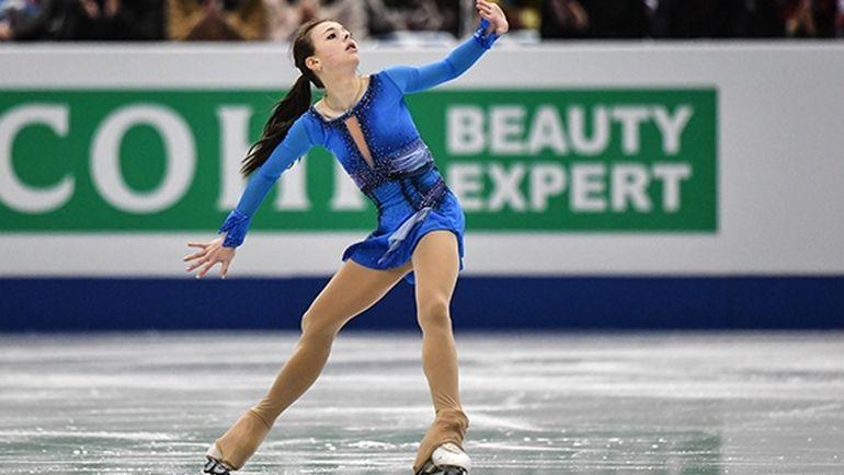 Анастасия ТАРАКАНОВА. Фото Федерация фигурного катания на коньках России/fsrussia.ru