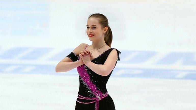Дарья ПАНЕНКОВА. Фото Федерация фигурного катания на коньках России/fsrussia.ru