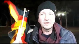 Немец болеет за Россию и Распутина