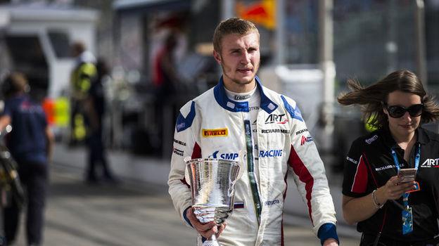 Сергей СИРОТКИН. Фото PR SMP Racing