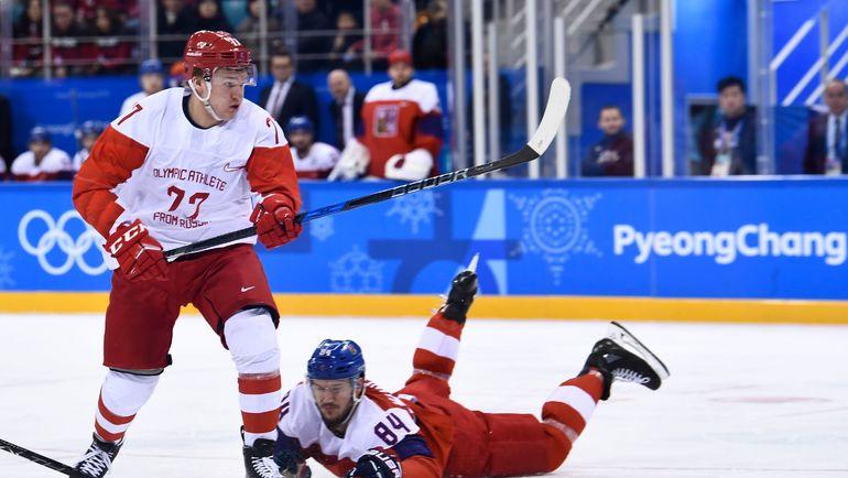 Кирилл КАПРИЗОВ (№ 77). Фото AFP