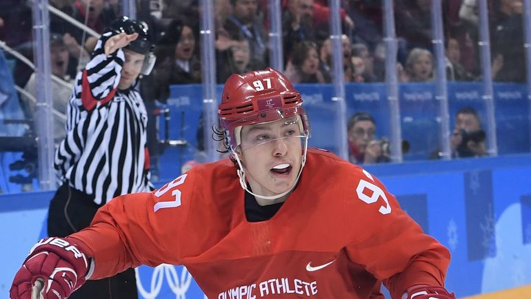 Никита ГУСЕВ. Фото AFP