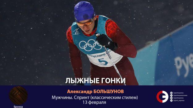 Александр БОЛЬШУНОВ (лыжи). Фото «СЭ»
