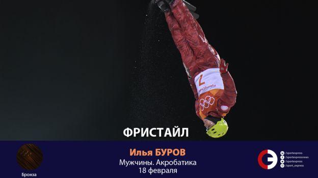 Илья БУРОВ (фристайл). Фото «СЭ»