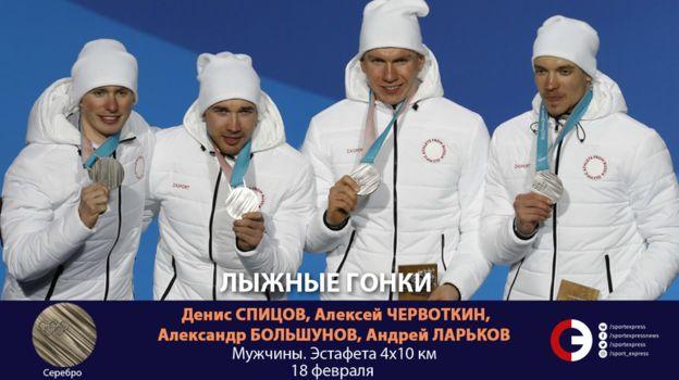 Мужская сборная (лыжи). Фото «СЭ»