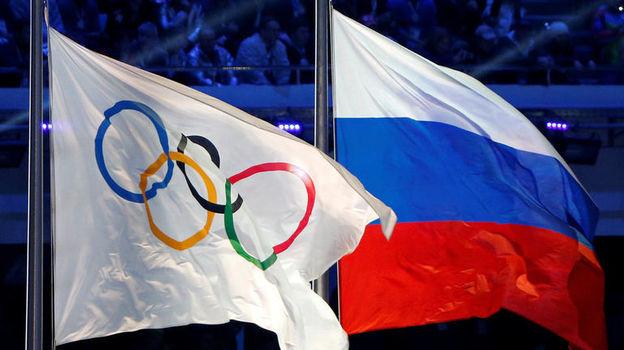 Когда МОК вернет России флаг? Фото Reuters