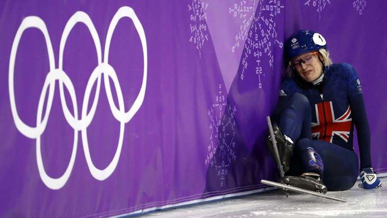 Элиза КРИСТИ. Фото REUTERS