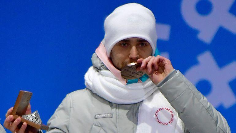 Александр КРУШЕЛЬНИЦКИЙ расстался с бронзой Олимпиады после допинг-проверки. Фото AFP