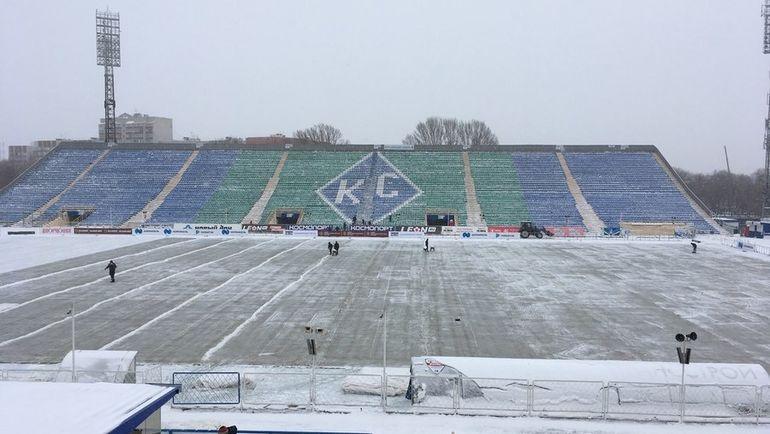 """Стадион в Самаре. Фото """"СЭ"""""""
