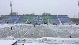 Стадион в Самаре.
