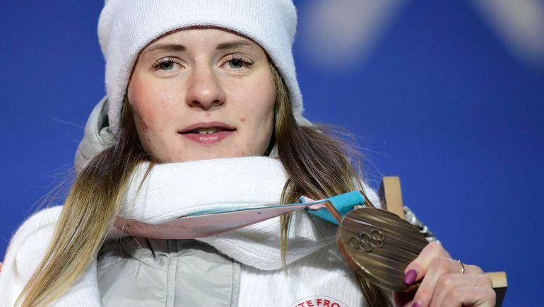 Наталья ВОРОНИНА. Фото AFP