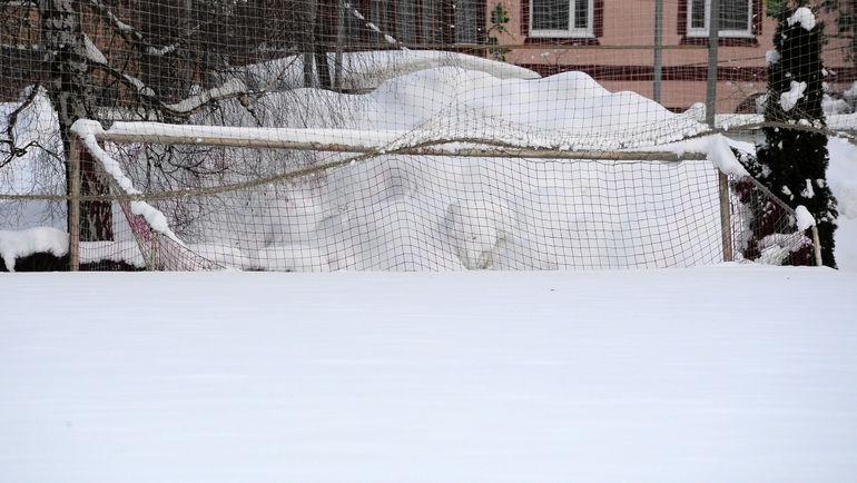 """К вечным проблемам России добавляется еще одна - мороз. Фото Александр ФЕДОРОВ, """"СЭ"""""""