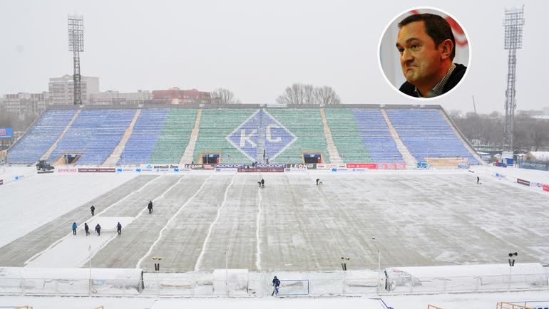 Наиль Измайлов: «Спартак» предложил сыграть с «Крыльями» в Москве, Сочи или Краснодаре