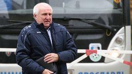 "Главный тренер ""Шинника"" Александр ПОБЕГАЛОВ."