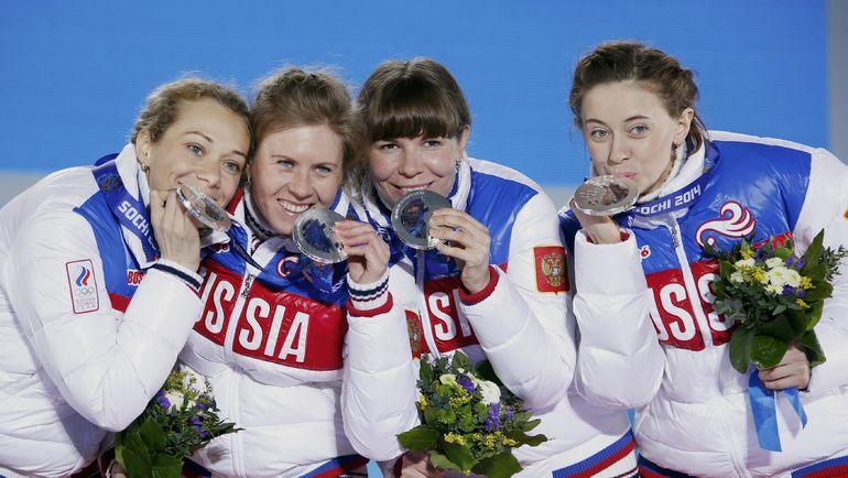 В ближайшее время CAS рассмотрит дело российских биатлонисток. Фото REUTERS