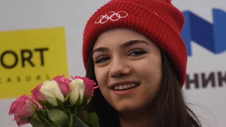 """Евгения МЕДВЕДЕВА. Фото Дарья ИСАЕВА, """"СЭ"""""""