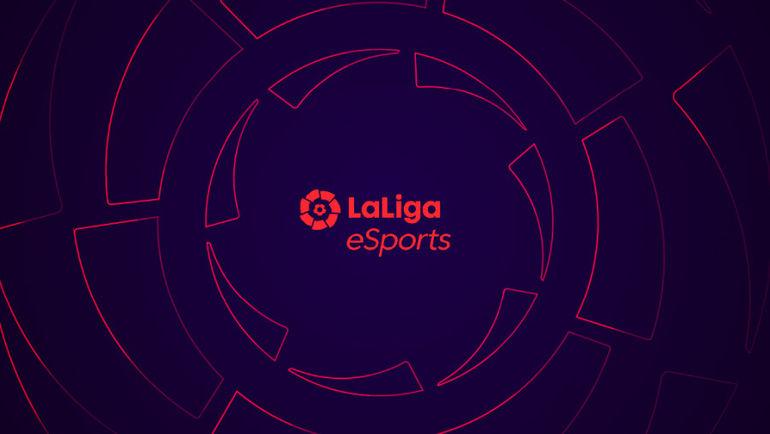 Лого La Liga eSports. Фото LaLiga.es