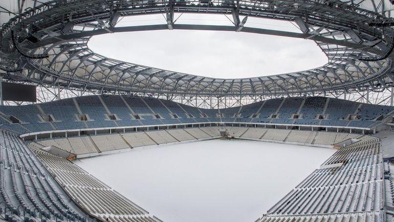 """Волгоград Арена"". Фото twitter.com/fifaworldcup_ru"