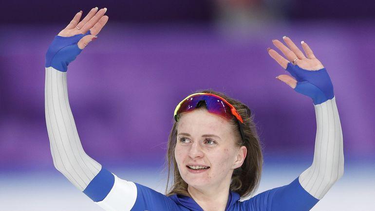 Наталья ВОРОНИНА. Фото Reuters