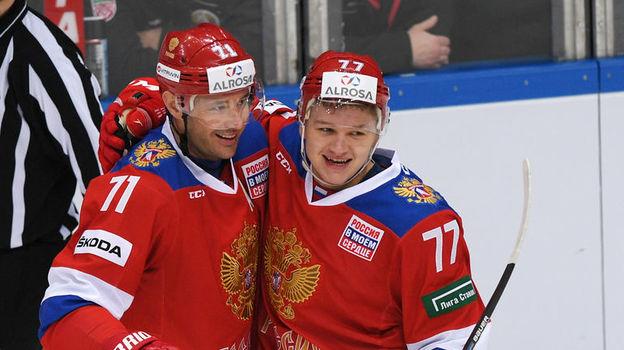 Войнов, Капризов, Ковальчук. Кто из олимпийской сборной может уехать в НХЛ