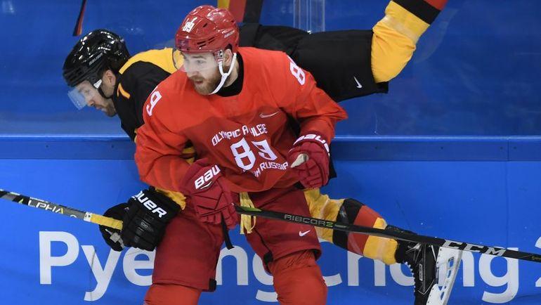 Никита НЕСТЕРОВ. Фото AFP