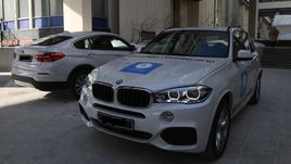 Кто-то из призеров Олимпиады-2018 уже продает подарочный автомобиль.