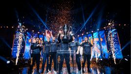 Fnatic победила FaZe в финале IEM в Катовице