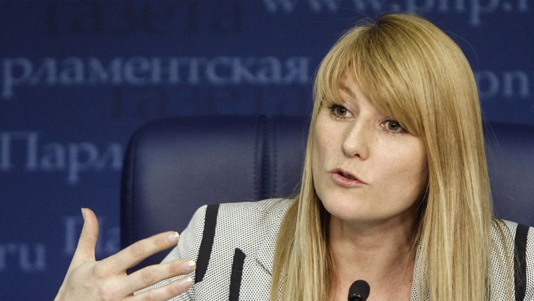 Светлана ЖУРОВА. Фото Reuters