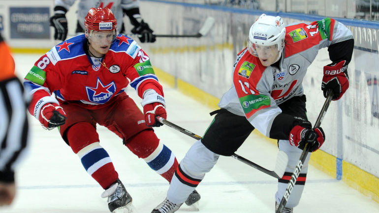 Дмитрий КАГАРЛИЦКИЙ (справа). Фото Никита УСПЕНСКИЙ