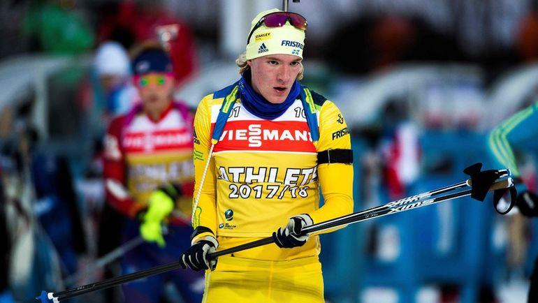 Себастьян САМУЭЛЬССОН. Фото AFP