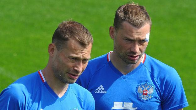 Братья Березуцкие завершили выступления за сборную России