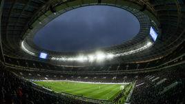 """11 ноября 2017 года. Москва. Стадион """"Лужники"""". Россия - Аргентина - 0:1."""