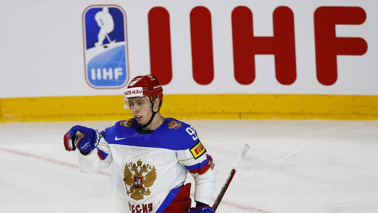 Никита ГУСЕВ. Фото REUTERS