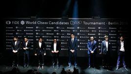 Участники турнира претендентов-2018.