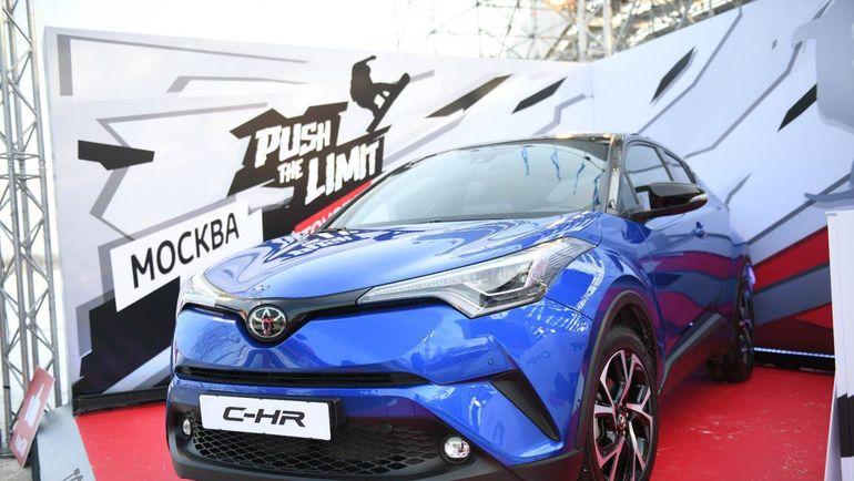 Toyota С-HR.