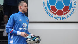 Александр СЕЛИХОВ вернулся в сборную.