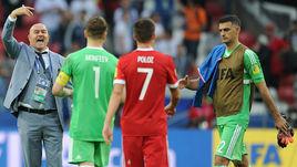 Станислав ЧЕРЧЕСОВ (слева) вызвал Владимира ГАБУЛОВА (справа) в сборную.