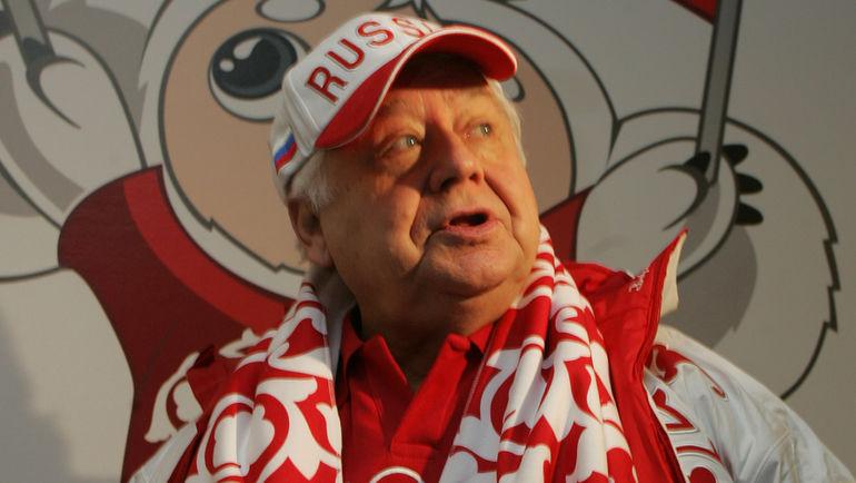 2006 год. Олег ТАБАКОВ. Фото Александр ВИЛЬФ
