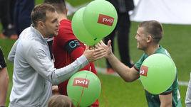Игорь ДЕНИСОВ (справа) и Артем ДЗЮБА в сборную России не приглашены. Снова.
