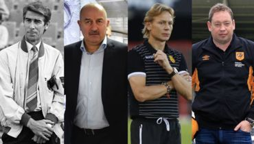 Наши тренеры за рубежом. От Карпина до Слуцкого