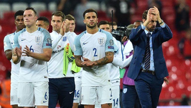 Что будет, если Англия не приедет на чемпионат мира в Россиию? Фото AFP