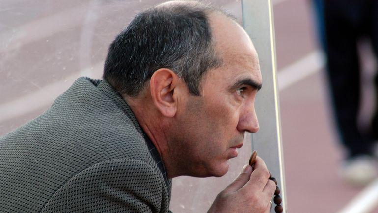 Курбан БЕРДЫЕВ. Фото Михаил КОЗЛОВСКИЙ