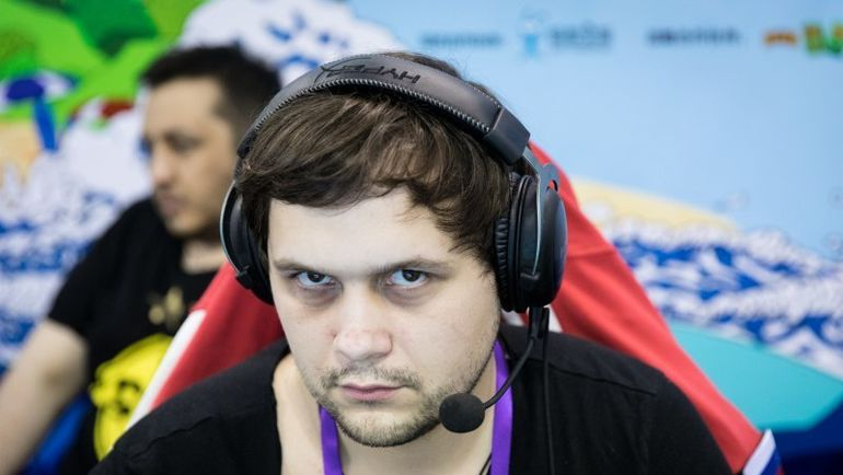 "Дмитрий ""hooch"" Богданов. Фото HLTV"