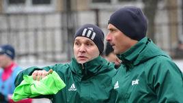 Сергей КАРАСЕВ (справа) и Евгений ТУРБИН пока на скамейке запасных.