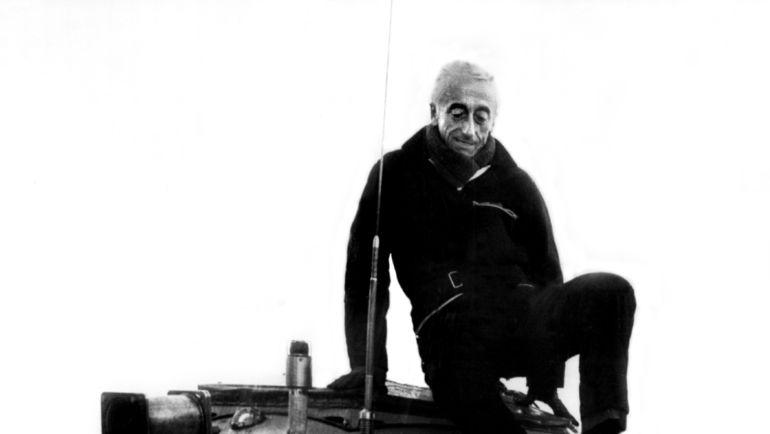 Жак-Ив КУСТО -  французский исследователь Мирового океана. Фото REUTERS